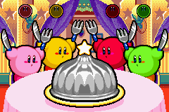 Kirby & the Amazing Mirror - HUNGRY!!! - User Screenshot